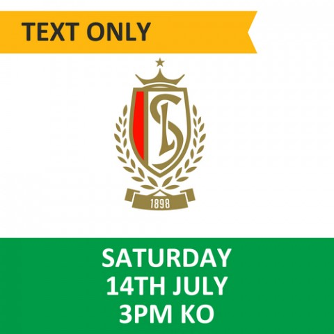 Celtic v Standard Liege - July 14, 2018, Text only